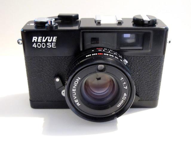 Revue 400SE front