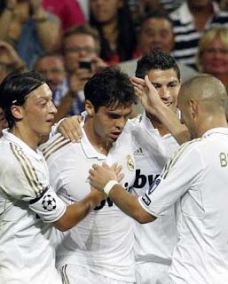 Resultado Partido Real Madrid Vs Ajax