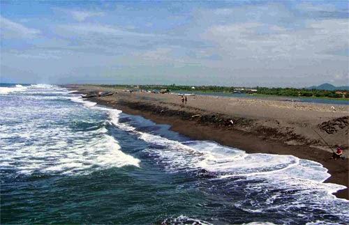 Wisata Jogja : Pantai Glagah