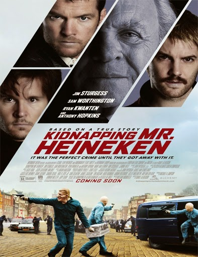 ver Kidnapping Mr. Heineken (El gran secuestro de Mr. Heineken) (2015) Online