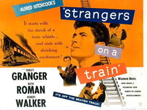 The Mandy/Ebert Project: Strangers on a Train