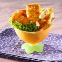 resep Stik Ayam Jamur