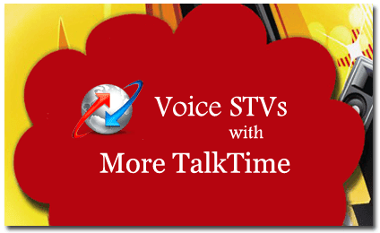 BSNL Prepaid Mobile STVs