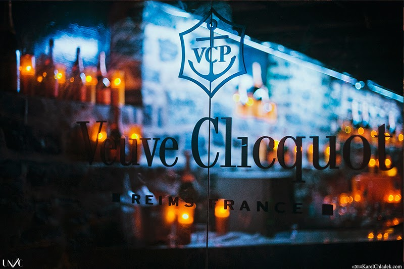 BENDA Ben Liu Velvet Montreal Veuve Clicquot
