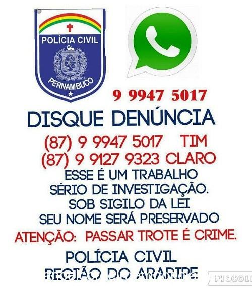Policia Civil de pernambuco