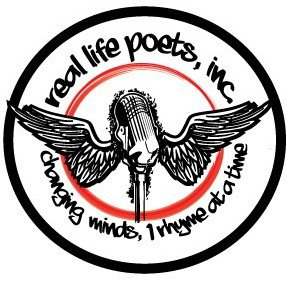Real Life Poets logo