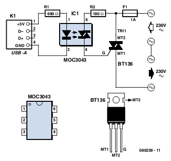 2012 circuits projects usb circuit diagram