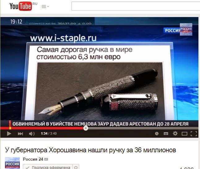 Ручка Хорошавина