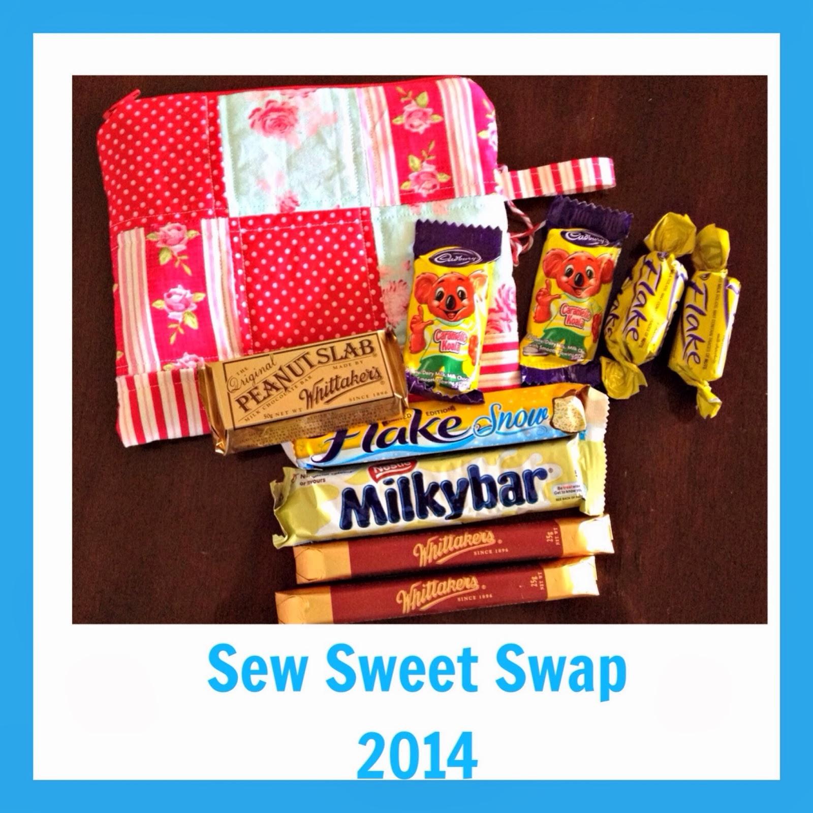 Sew Sweet Swap 2014