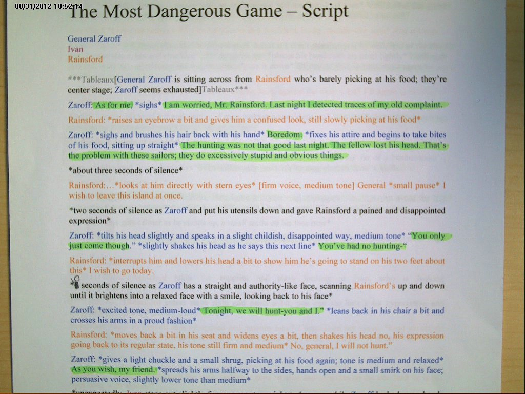 most dangerous game essay prompt Studying for the most dangerous game we have tons of study questions for you here, all completely free.