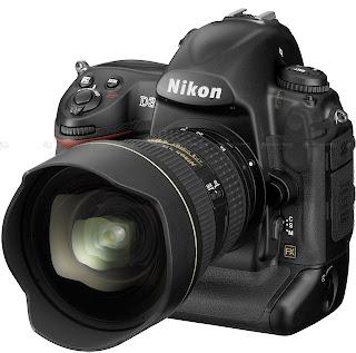 Daftar Harga Kamera DSLR Nikon Terbaru 2013