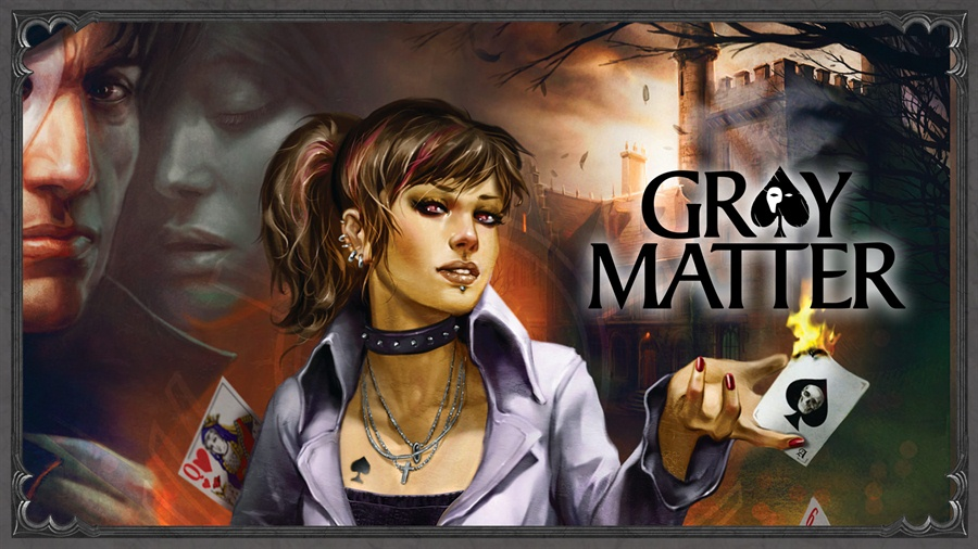 Gray Matter PC Game Free Download Poster