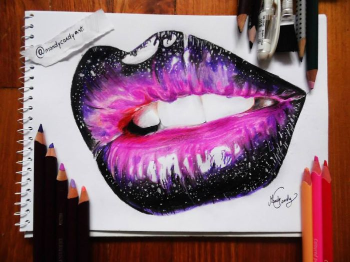 08-Andrea-Wéber-aka-Mandy-Candy-Paintings-A-Mirror-to-the-Artist-s-Emotions-www-designstack-co