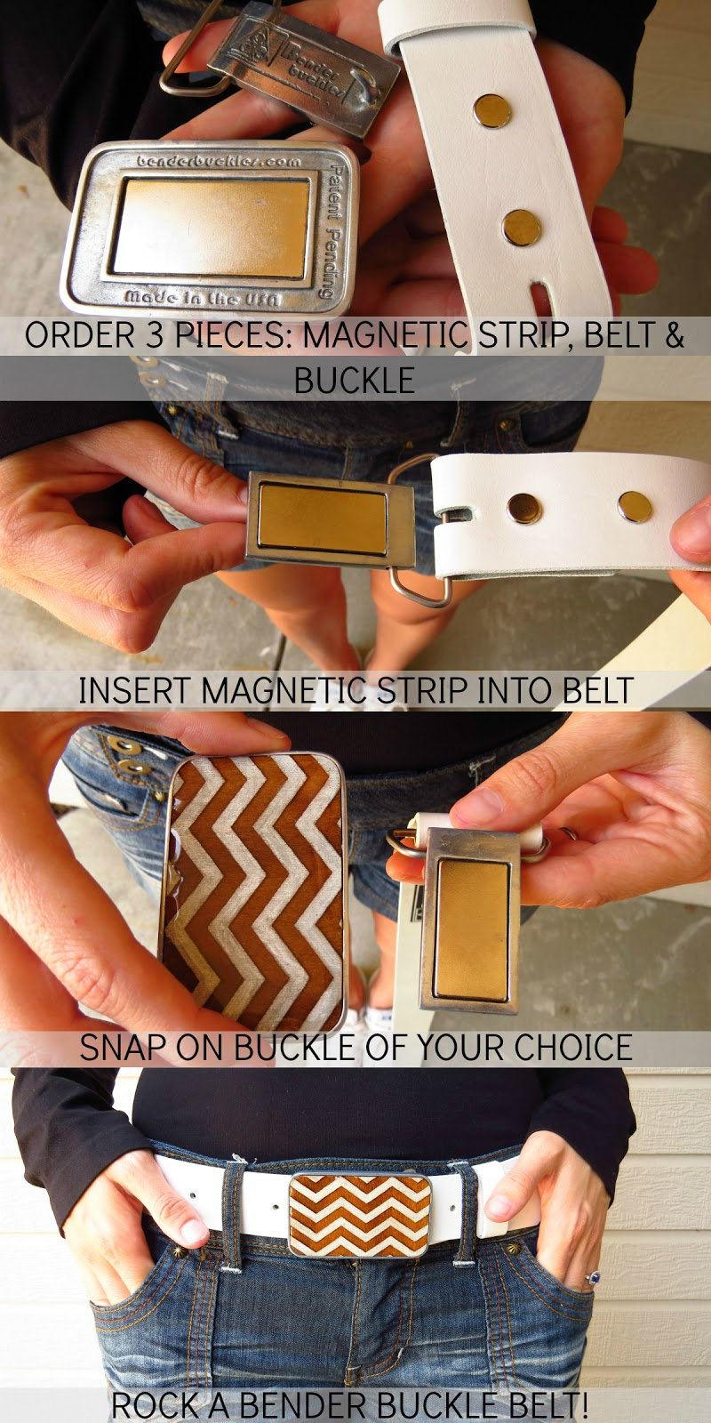Bender Buckle Tutorial