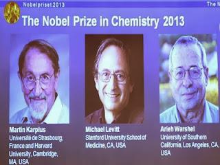 Martin Karplus; Michael Levitt; Arieh Warshel