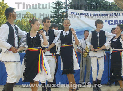 Dansuri populare din Tinutul Padurenilor