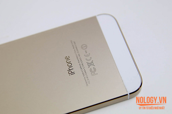 Kiểm tra thông tin trên Iphone 5 lock