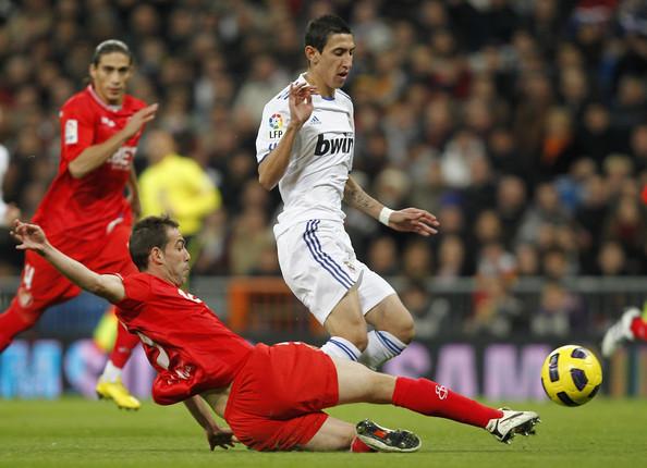 InfoDeportiva - Informacion al instante. REPETICION REAL MADRID VS SEVILLA. Goles, Resultados, Estadisticas, Online