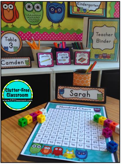 Classroom Ideas Grade 6 : Owls themed classroom ideas photos tips