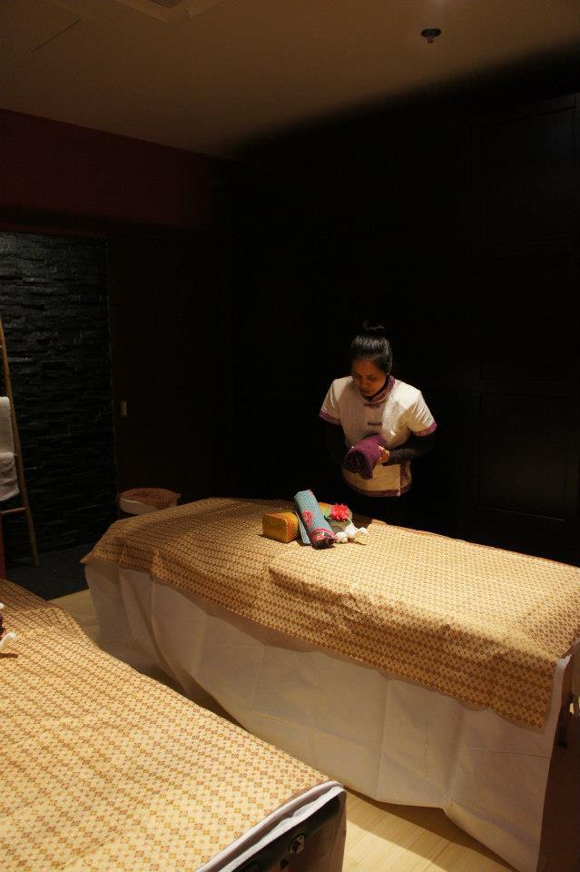 Thai massage brussels