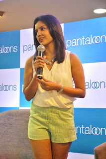 Priya Anand  Pictures in Shorts at Pantaloons Store Launch  5.jpg