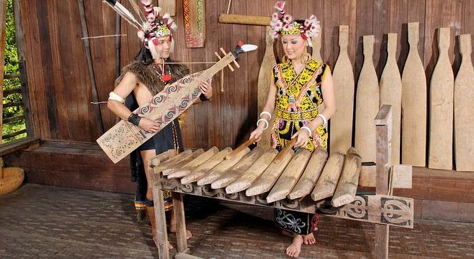 Malaysia's Culture,Sarawak Cultural Village, Tourism Malaysia, Best place to visit in Malaysia