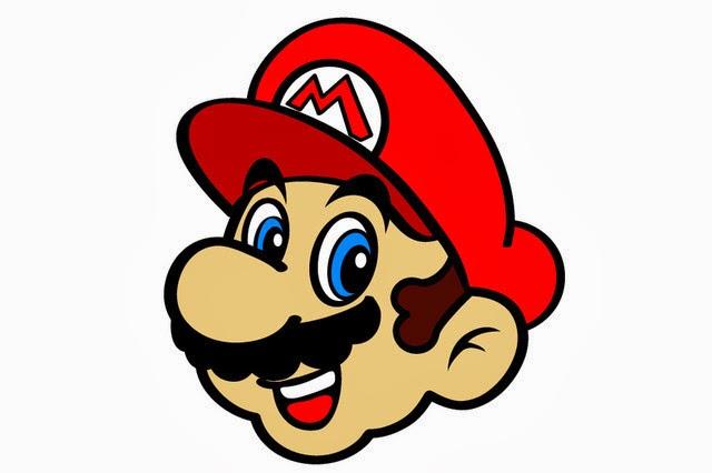 Create Super Mario's Head
