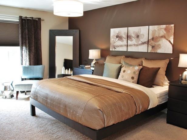 Slaapkamer Bruin Wit : Alles over slaapkamers slaapkamer kleuren