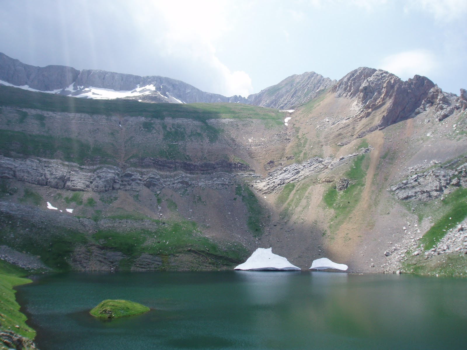 Pisadas verdes rincones del pirineo con encanto panticosa for Mirador del pirineo