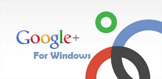 [ برنامج مجانى ] برنامج جوجل بلس Google  للكمبيوتر