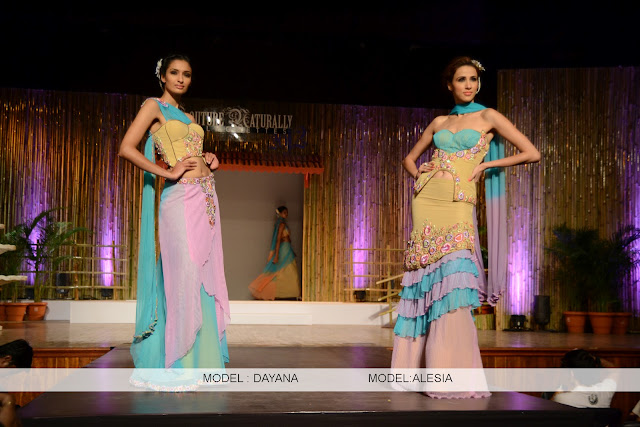 Grand Showcase of Indian Fashion at Silhouette 2012 : Press Release &amp; Images