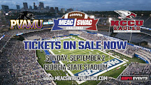 MEAC/SWAC Challenge Tickets Now On Sale