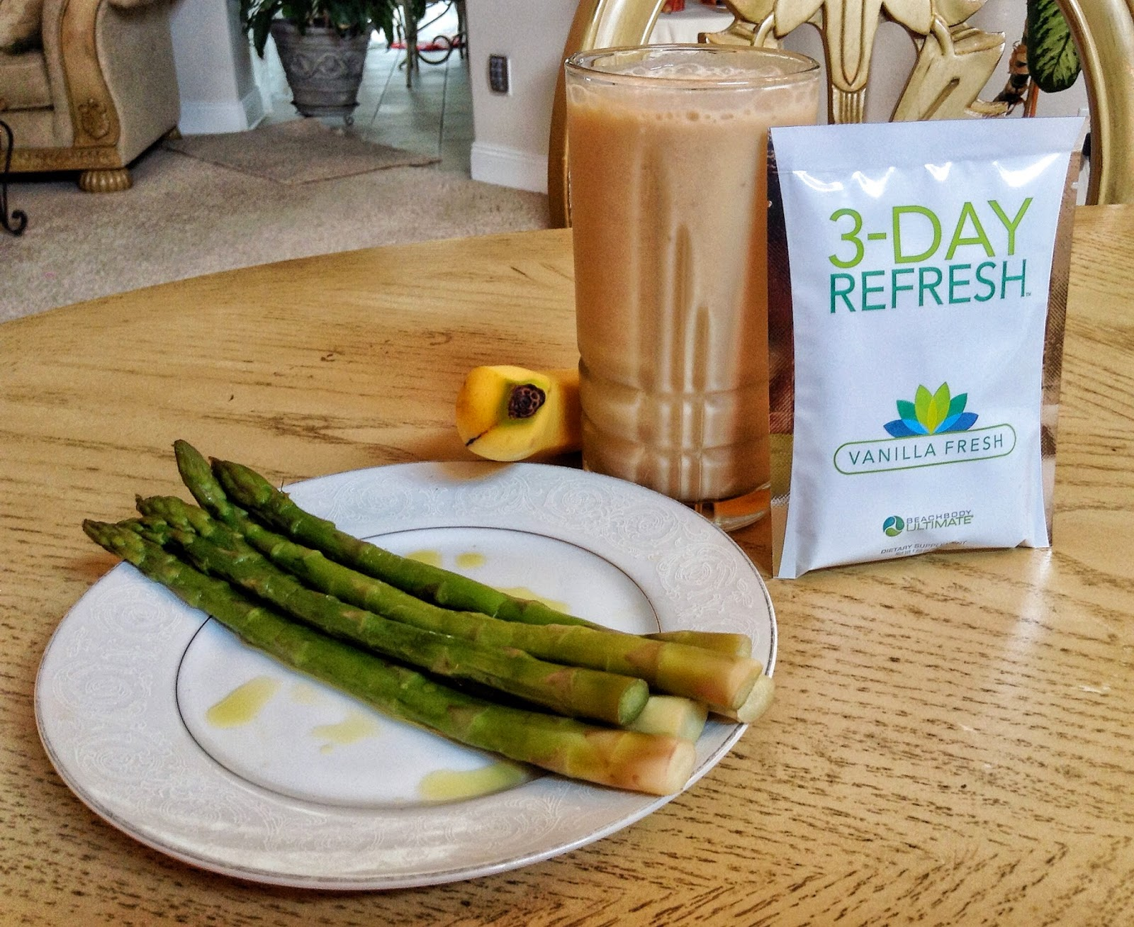 3 Day Refresh Vanilla Fresh Shake