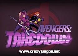 Jugar Avengers Takedown