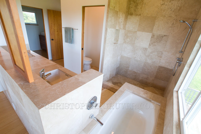 bathroom design the bathroom was also part of the cleaning process title=