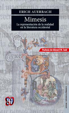 Mimesis representación realidad literatura occidental