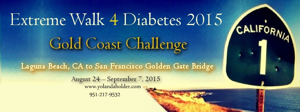 Extreme Walk 4 Diabetes