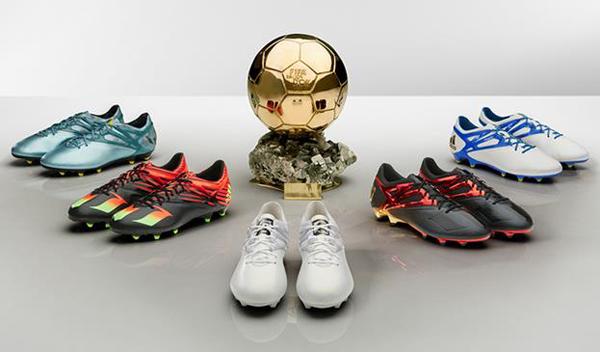 adidas botas Leo Messi