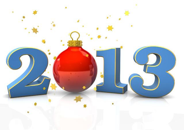 Fondos y wallpapers del Año Nuevo 2013