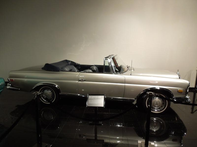 Hangover 1965 Mercedes-Benz 220SE Cabriolet