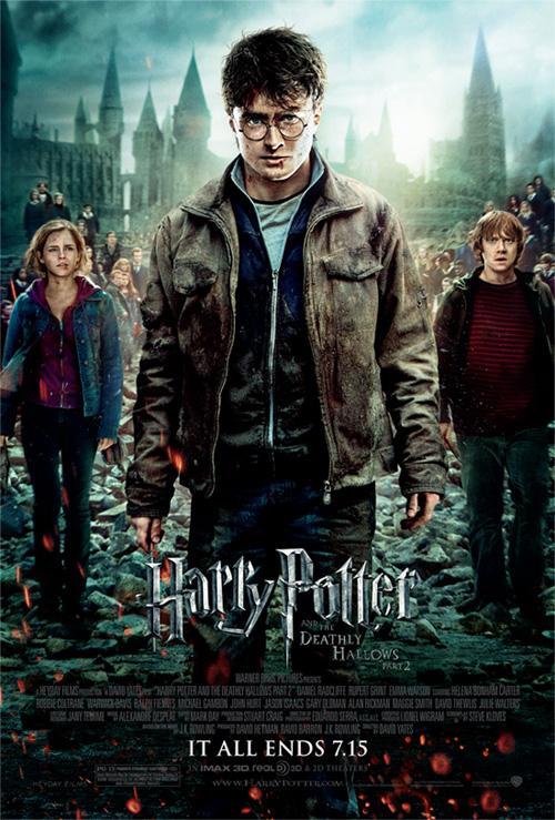 Harry Potter y las Reliquias de la Muerte – Parte II DVDRIP LATINO
