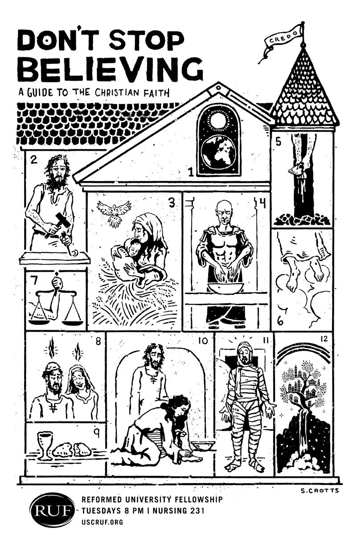 S. Crotts Illustration + Design: Symbolum Apostolicum