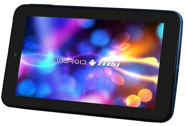 MSI WindPad Enjoy 71 Android Tablet