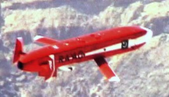 Hatf 8 Ra'ad Missile Of Pakistan Air Force