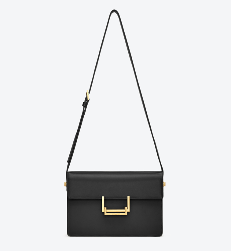 Saint Laurent shoulder leather bag