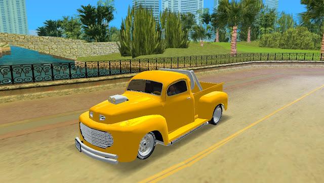 Ford Hot Rod 1949 - GTA Vice City