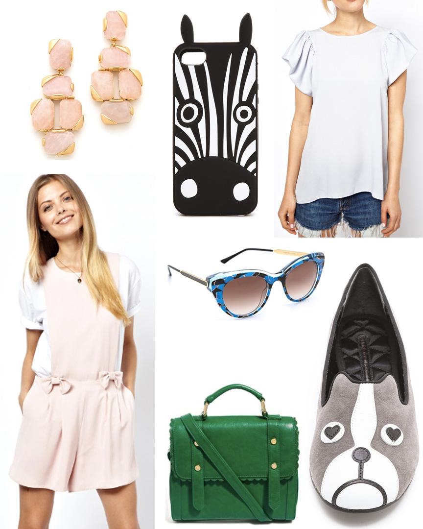 ootd, what I wore, style blog, fashion blog, asos ootd, marc jacobs puppy dog flats,