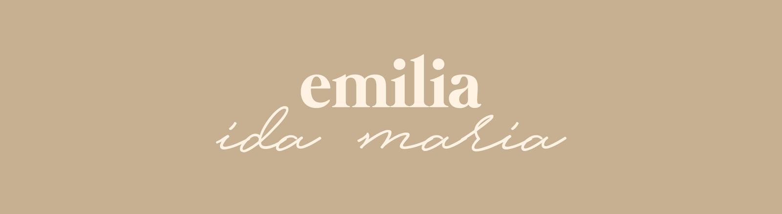 EMILIA IDA MARIA
