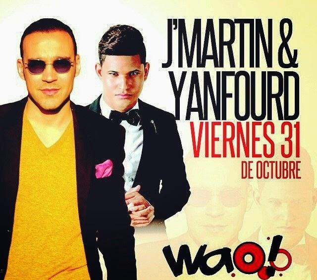 YANFOURD & J'MARTIN EN WAO DANCE