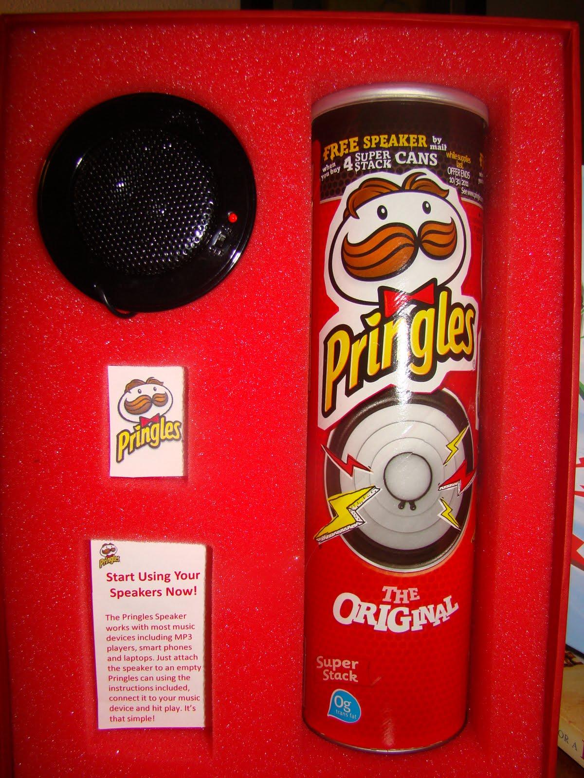 Беспроводной динамик от Pringles Отзывы покупателей 96